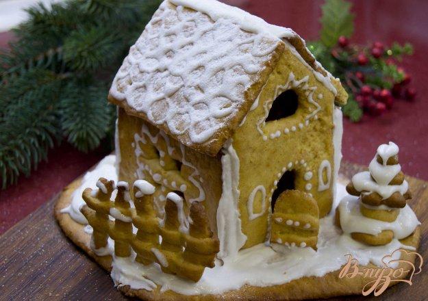 фото рецепта: Пряничный домик