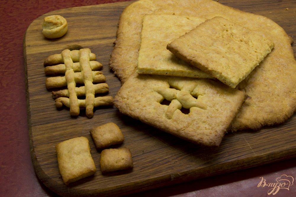 Фото приготовление рецепта: Пряничный домик шаг №8