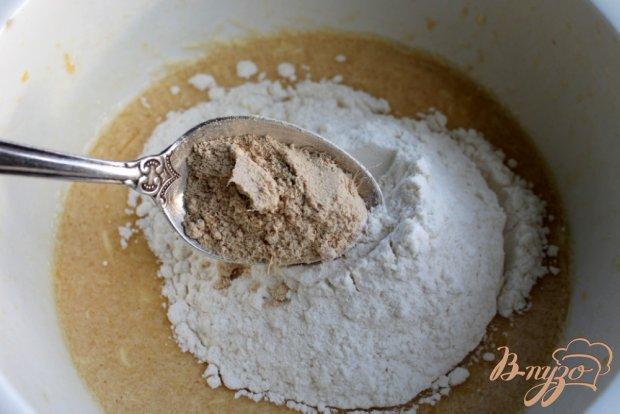 Медовое печенье с имбирем