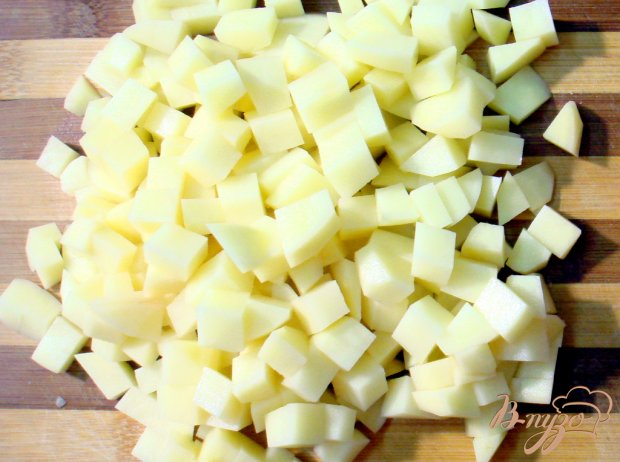 Салат из консервы