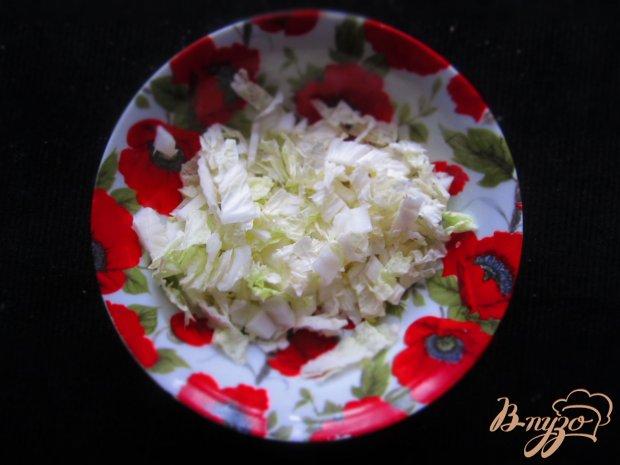 Салат с кукурузой и балыком