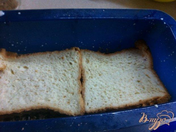 Пудинг хлебный