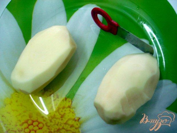 Картофельная спираль