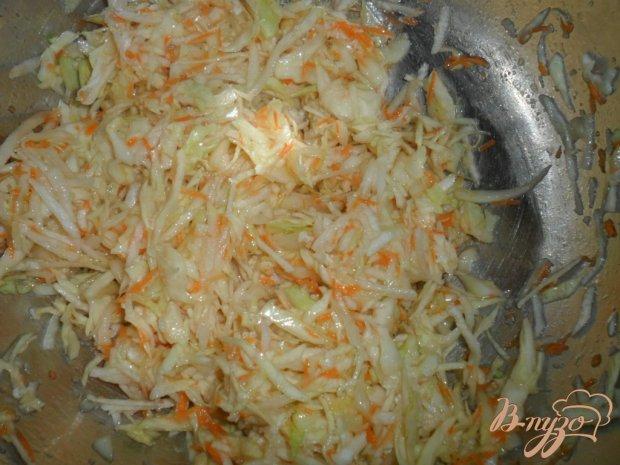 Полезный салат с редькой и капустой