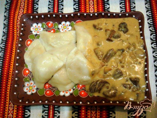 Мачанка из белых грибов и шампиньонов