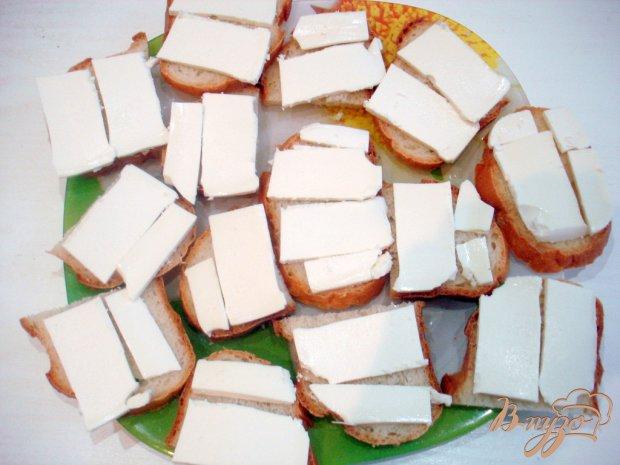 Бутерброды парусники