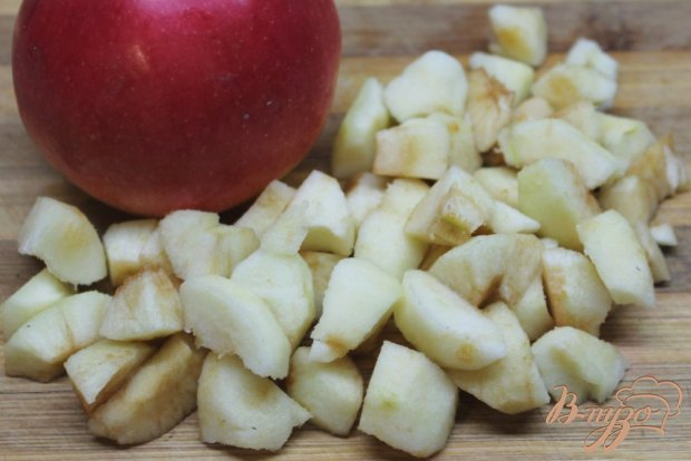 Яблочная начинка для пирогов на зиму
