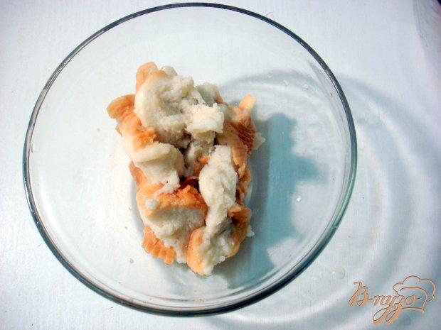 Котлеты в ореховом соусе