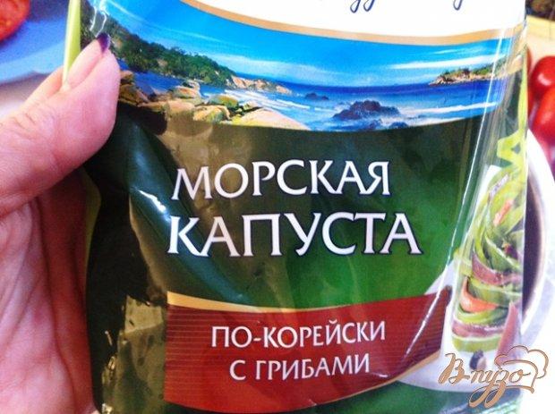 """Салат """"Морской"""""""