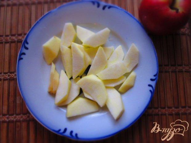 Яблоки в кляре