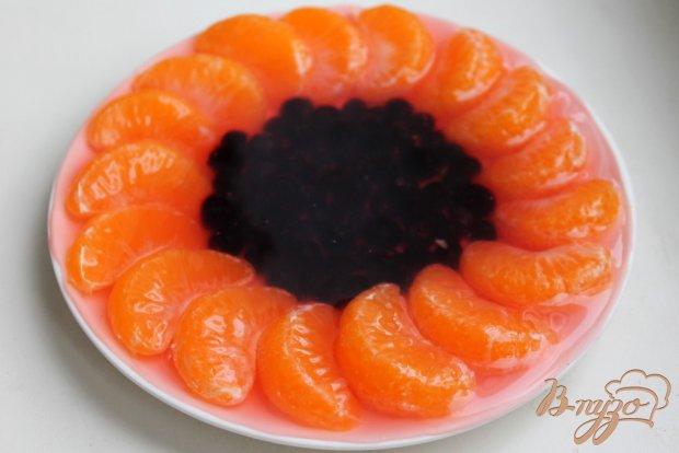 Фруктово-ягодное желе «Подсолнух»