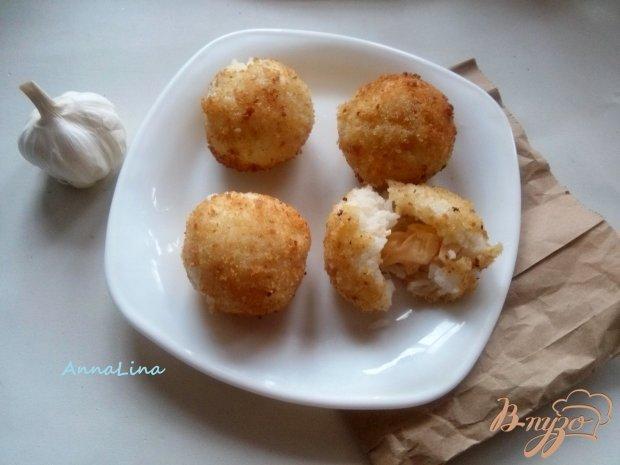 Аранчини с сыром