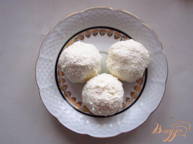 Творожные конфеты с мармеладом
