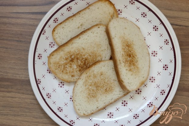 Сэндвич с шампиньонами