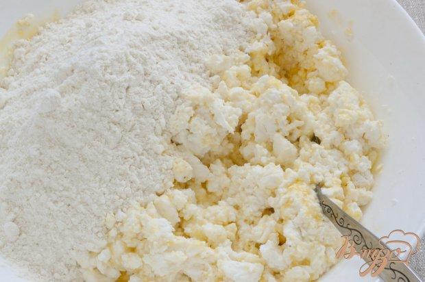 Сырники с укропом