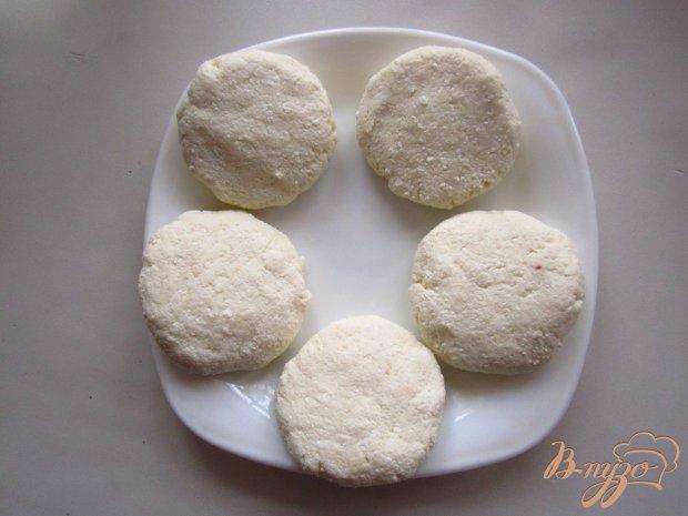 Сырники с клубничным кремом