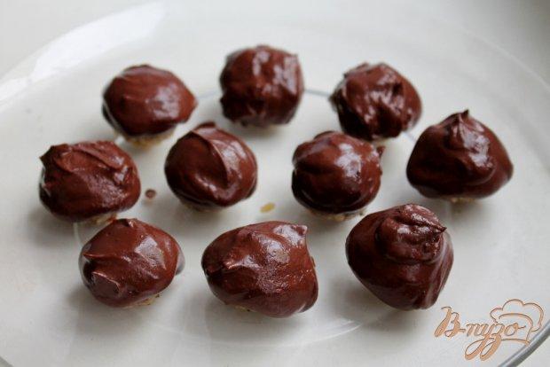 Ореховые конфеты с медом