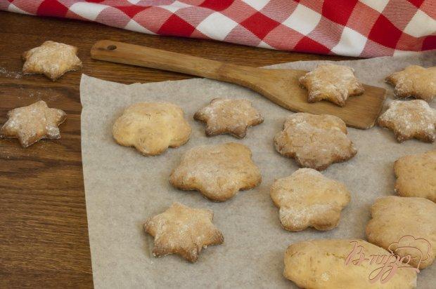 Печенье с плавленым сырком