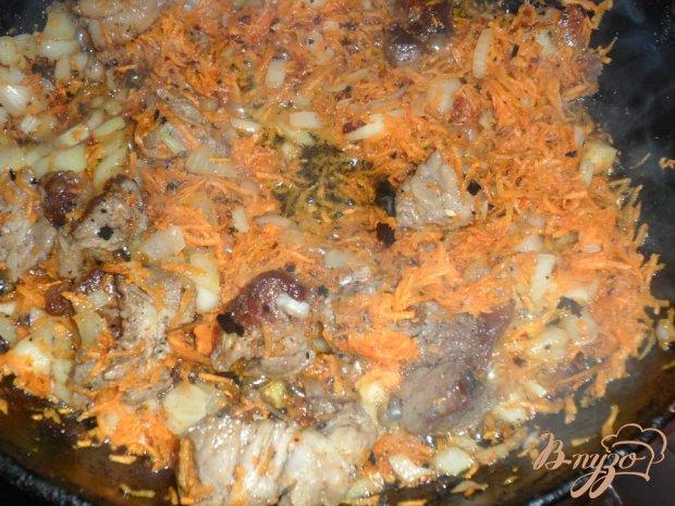 Украинский суп харчо с грецкими орехами