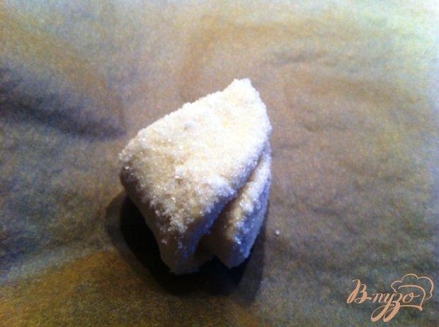 Творожное печенье .