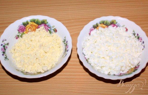 """Салат с лососем """"Северный полюс"""""""
