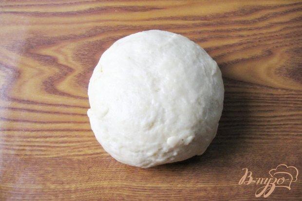 Пирожки кнышики с отварным мясом