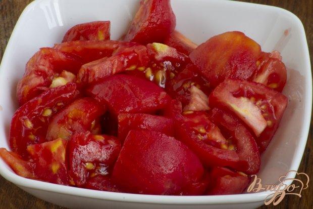 Кускус с помидорами