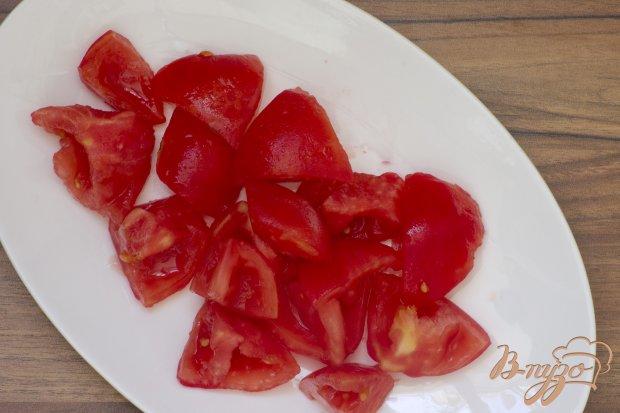 Граните из помидоров с базиликом