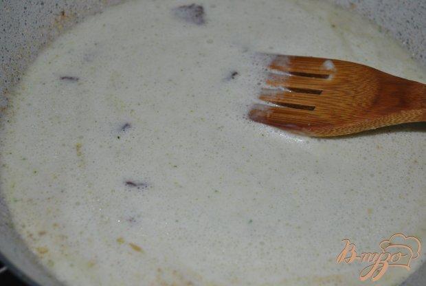 Свежая паста из брокколи