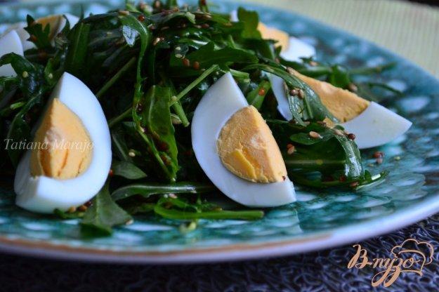 фото рецепта: Салат с рукколой