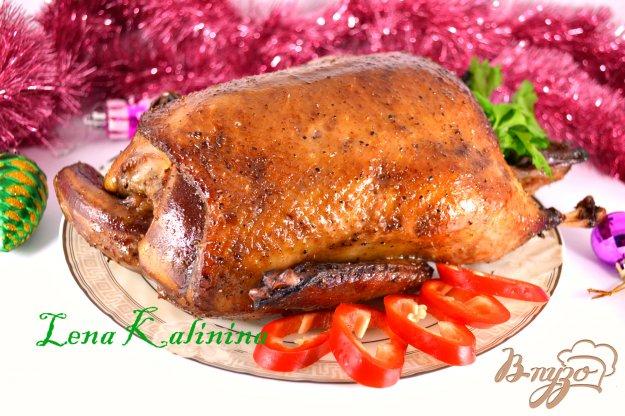 фото рецепта: Утка по-пекински