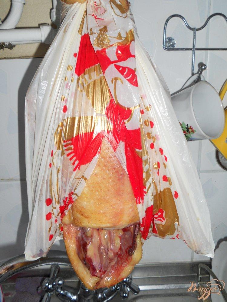 Фото приготовление рецепта: Утка по-пекински шаг №2