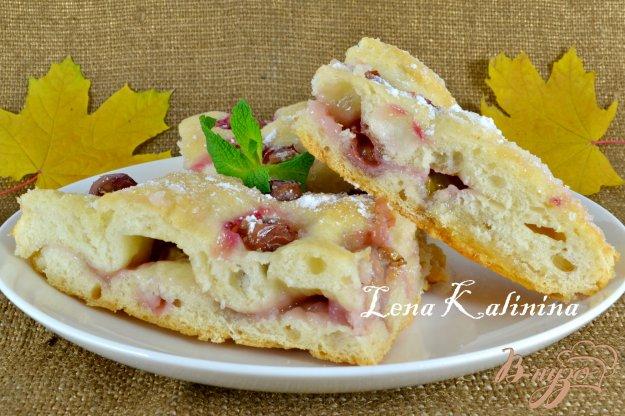 фото рецепта: Скьяччата с виноградом
