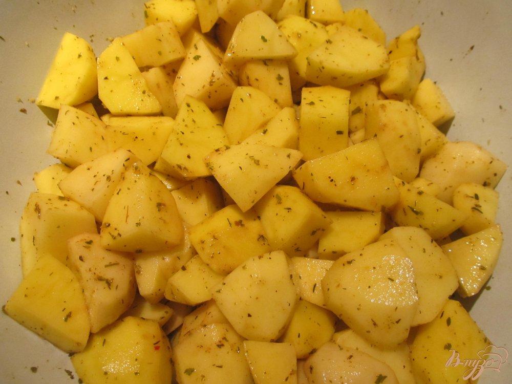 рецепты утка кусочками с картошкой в духовке