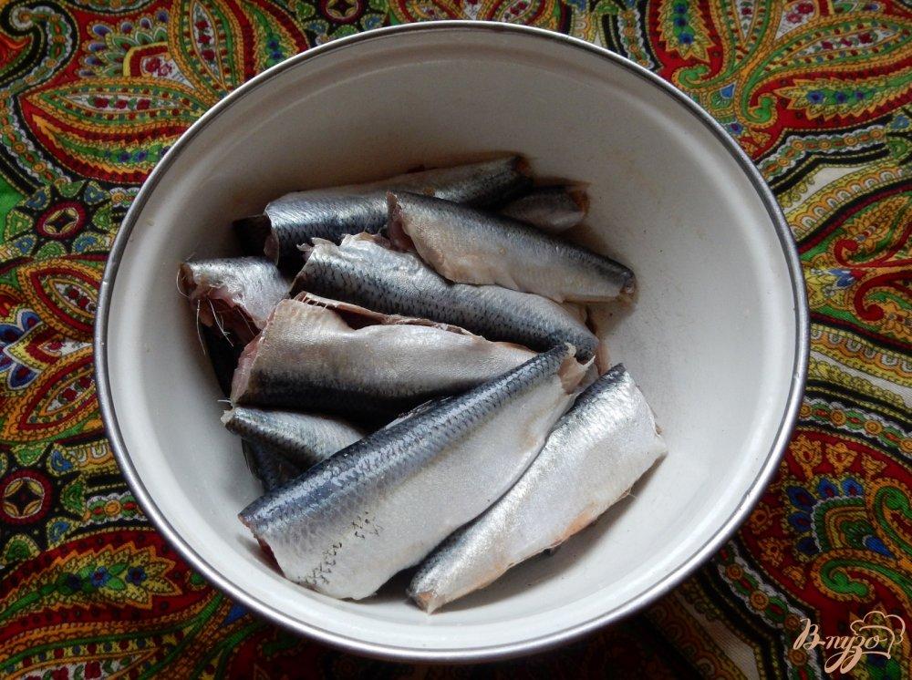 Фото приготовление рецепта: Домашние