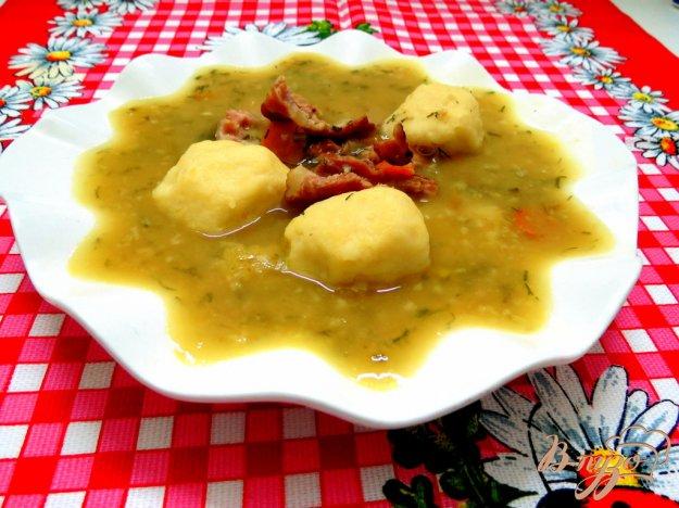 фото рецепта: Гороховый суп от бабушки