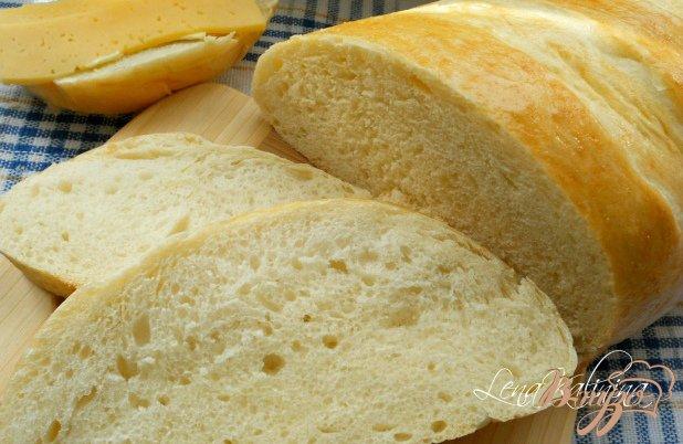 Батон «Семейный» в хлебопечке