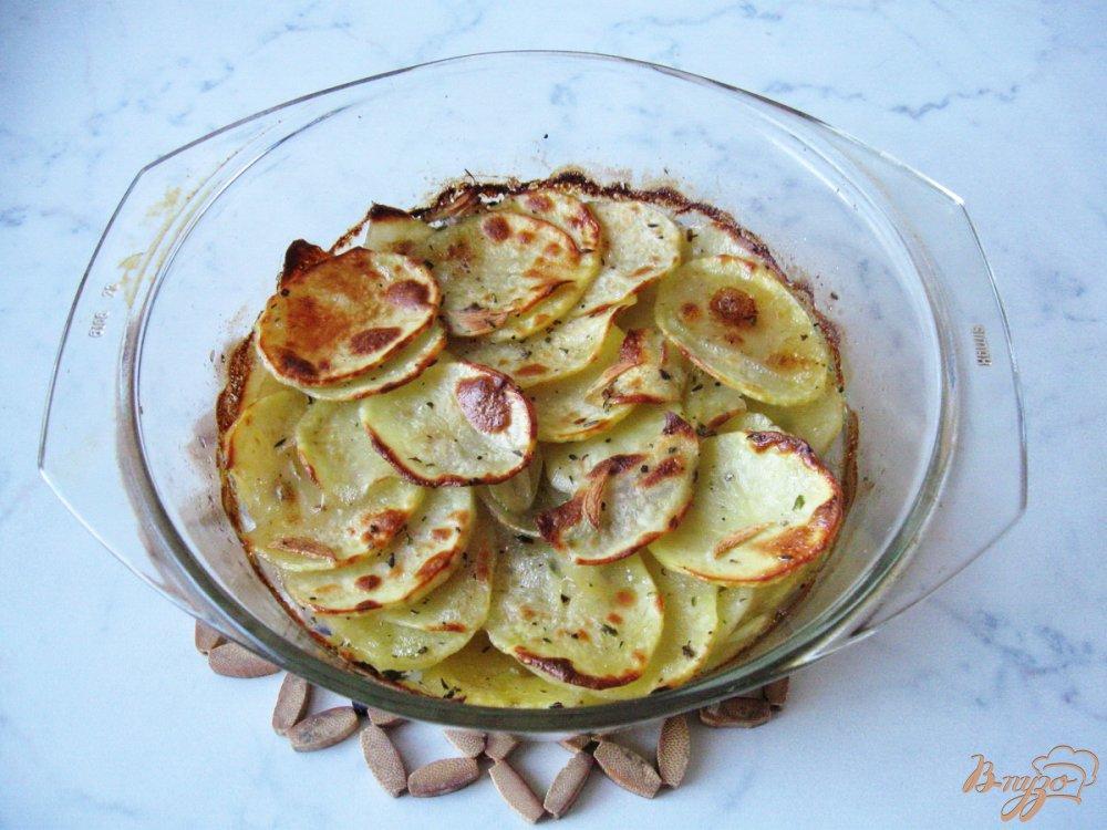 Фото приготовление рецепта: Картофель по-домашнему шаг №6