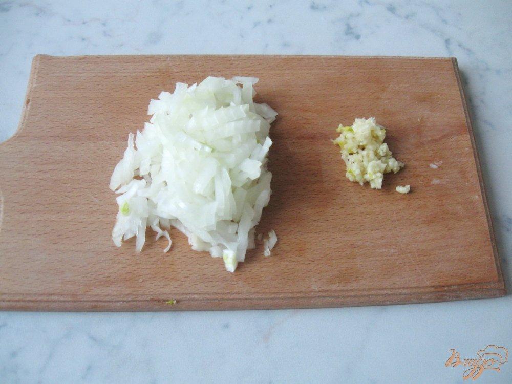 Фото приготовление рецепта: Драники запеченные  в духовке. шаг №3