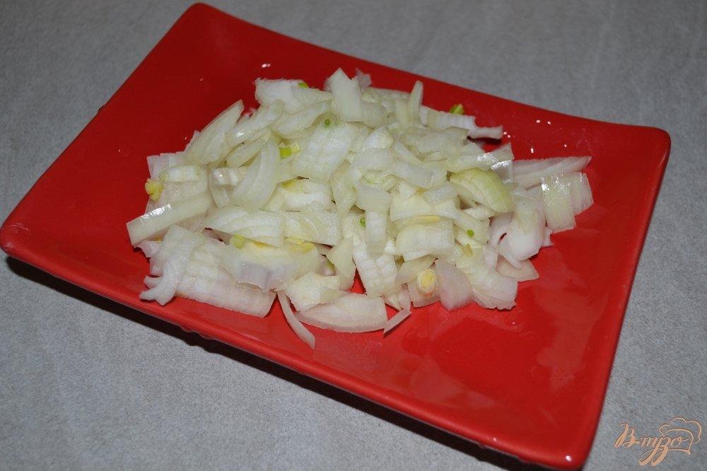 Фото приготовление рецепта: Капустняк с говядиной в мультиварке шаг №5