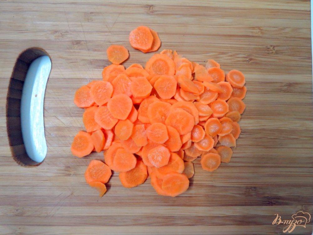 Фото приготовление рецепта: Суп из опят шаг №5