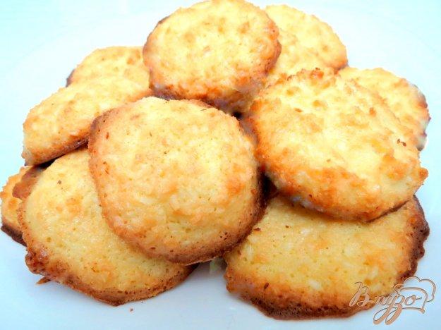 фото рецепта: Печенье кокосанки