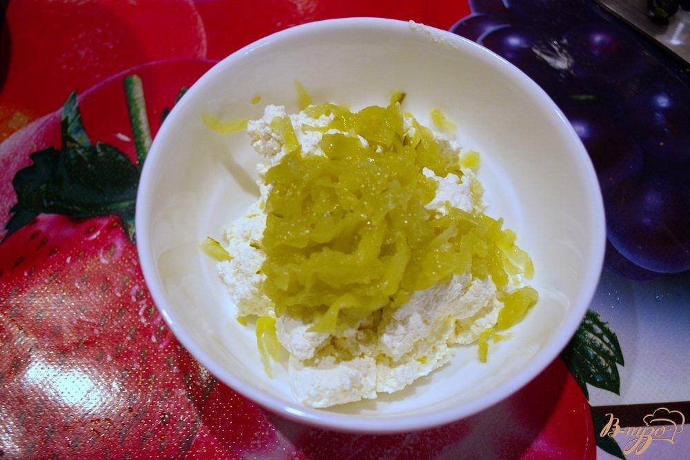 Фото приготовление рецепта: Универсальный соус к отварному мясу шаг №2