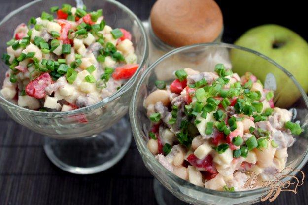 фото рецепта: Салат с бараниной