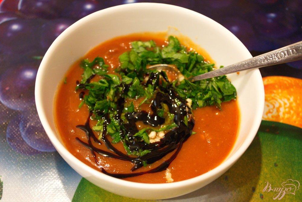 Фото приготовление рецепта: Острый соус к мясу с Табаско шаг №4