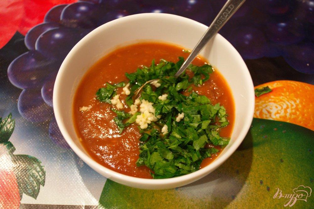 Фото приготовление рецепта: Острый соус к мясу с Табаско шаг №3