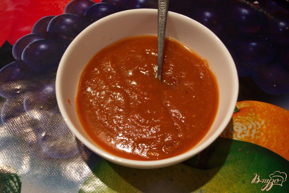 Фото приготовление рецепта: Острый соус к мясу с Табаско шаг №1