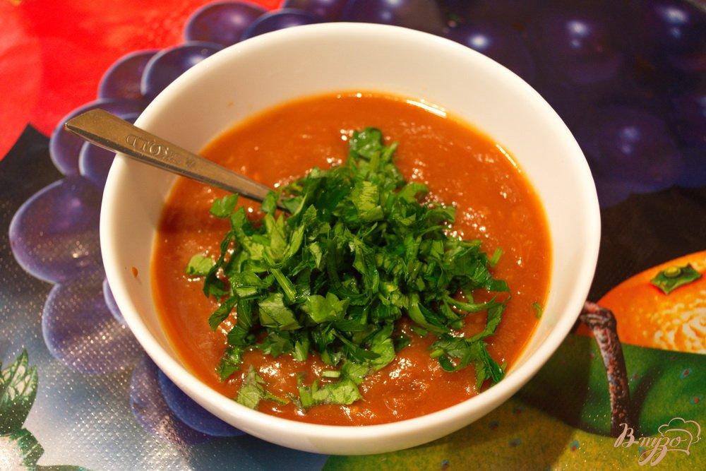 Фото приготовление рецепта: Острый соус к мясу с Табаско шаг №2