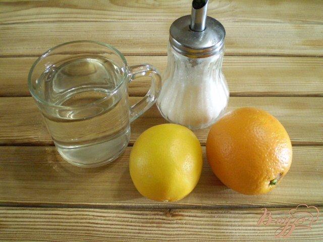 Фото приготовление рецепта: Лимонад детский шаг №1