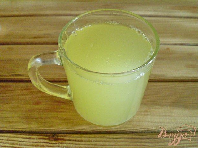 Фото приготовление рецепта: Лимонад детский шаг №4